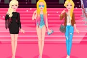 game Barbie`s First Fashion Show