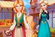 game Barbie`s Trip To Arendelle