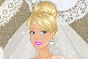 game Barbie Wedding Design Studio
