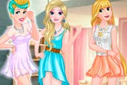 game Blonde Princesses Night Out