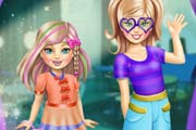 game Candy Shop Magic Dress Up
