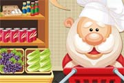 game Christmas Cake Shop 2