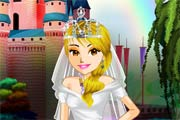 game Cinderella's Wedding Dress