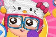 game Cutezee Crafts Academy: Knitting