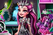 game Dark Queen Closet