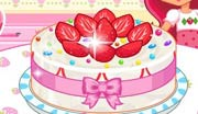 game Delicious Strawberry Cake