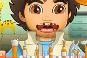 game Diego Tooth Problems