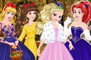 game Disney Princess Christmas