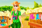 game Disney Princesses Safari Trip