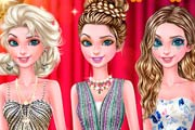 game Elsa Catwalk Challenge