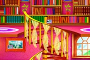 Elsa Library Decoration