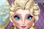 game Elsa Real Cosmetics