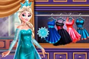 game Elsa Secret Transform