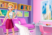 game Elsa The Snow Queen: Vintage Wedding