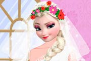 game Elsa Wedding Day2
