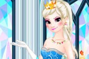 game Elsa`s Coronation Day