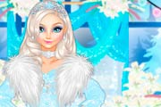 game Elsa`s Winter Wedding