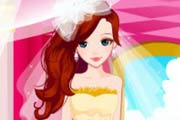 game Enchanting Bride Dress Up