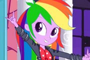 game Equestria Girls: Rainbow Rocks Meets Disney