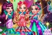 game Ever After High Tea Party