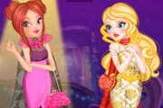 game Ever After High Thronecoming Queen