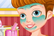 game Frozen Anna`s Make Up Look