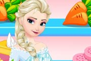 game Frozen Elsa Pet Care