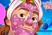 Frozen Kristoff Christmas Makeover