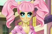 Fynsy's beauty salon Fluttershy