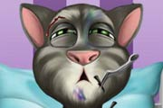 game Fynsy`s Hospital Talking Tom