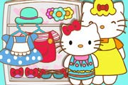 game Hello Kitty And Mom Matching Outfits