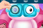 game Hello Kitty Eye Care