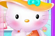 game Hello Kitty Summer Break