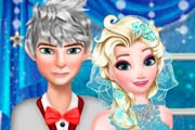 game Jack And Elsa Perfect Wedding Pose