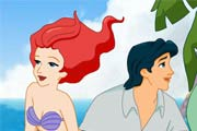 game Kiss Little Mermaid