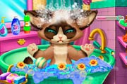 game Kitten Bath