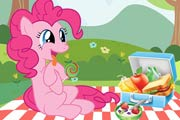 Little Pinkie Pie At The Hospital