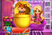 game Little Princess Surprise Eggs