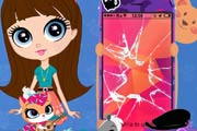 game Littlest Pet Shop Phone Decor