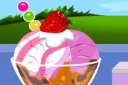 game Make Berries Ice Cream