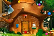 game Masha And The Bear House Decoration