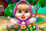 game Masha Spring Allergy