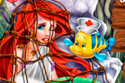 game Mermaid Princess Hospital Recovery