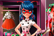 game Miraculous Hero Closet