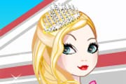 game Miss Fabulous - Apple White