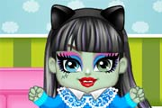 game Monster High Draculaura N Frankie Babies