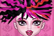 game Monster High Real Haircuts