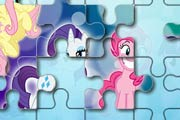 game My Little Pony All Characters Puzzle