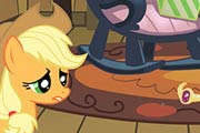 game My Little Pony Find Applejack`s Stuff