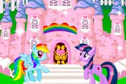 game My Little Pony Glitter Castle